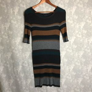 Sanctuary fitted sweater dress
